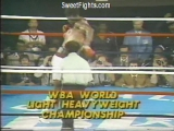 1981-07-18 Eddie Mustafa Muhammad vs Michael Spinks (WBA Light Heavyweight Title)