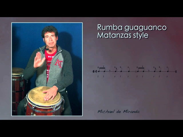 Rumba guaguanco Matanzas