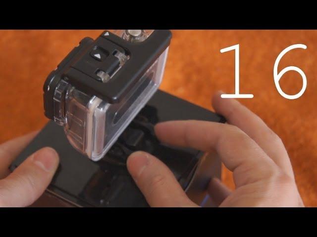 Как снимать GoPro Hero 3 уроки, советы, инструкции - 16 Первые шаги/Аксессуары