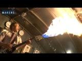 Flamethrowing Guitar &amp Smokin Bass