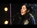 PJ Harvey - The Last Living Rose Live at Skavlan 2012