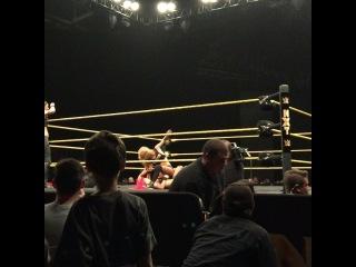 """Adriel Diaz on Instagram: """"Carmella getting some payback on Eva Marie. #Bayley #Carmella #EvaMarie #NiaJax #NXT #WWE #NXT #NXTOrlando #WWEOrlando #Wrestling #Divas…"""""""