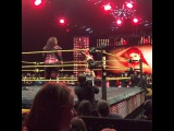 """Adriel Diaz on Instagram: """"Eva Marie entrance part 2, sorry only 6 seconds. #TotalDivas #DivasRevolution #WWE #EvaMarie #AllRedEverything #WWE #WWENXT #NXTOrlando…"""""""