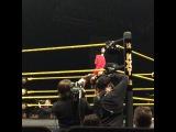 "Adriel Diaz on Instagram: ""Carmella almost had Eva Marie that time. #EvaMarie #WWEOrlando #NXTOrlando #Wrestling #AllRedEverything #Carmella #WWENXT #WeAreNXT…"""