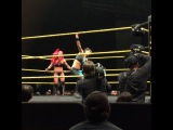 """Adriel Diaz on Instagram: """"Go Bayley Go! #CFEArena #Wrestling #WeAreNXT #Bayley #EvaMarie #WWE #NXT #WWEOrlando #NXTOrlando #Divas #DivasRevolution #TotalDivas"""""""