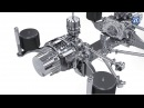 ZF Electric Portal Axle AVE 130 (en)