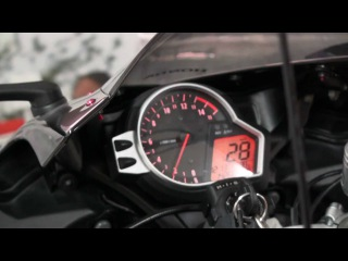 Honda Fireblade 2008 CBR 1000RR Top Gear and top Speed Dyno Run Yoshimura R-77