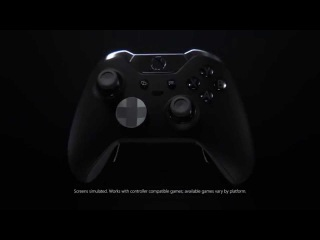 Xbox Elite Wireless Controller | TCC Qatar Mobiles, Games Electronics Store