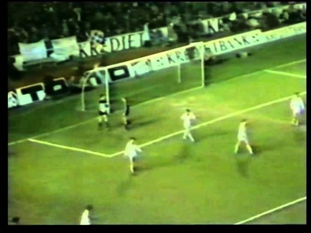 Андерлехт - Спартак (Кубок УЕФА 1983-1984, 1/4 финала, 1-й матч). Комментатор - Денис Цаплинд