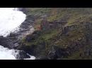 Водопад Кьосфоссен и лесная нимфа Хильдра Норвегия
