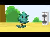 Plants vs Zombies 2 Animation Garden Kombat Z Part 1