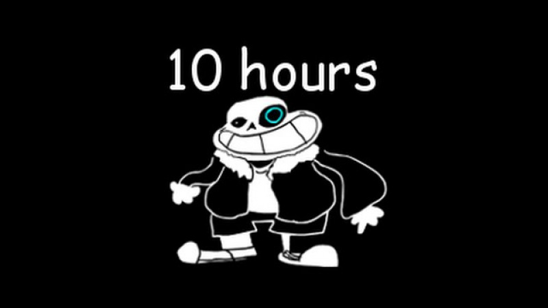 10 HOURS OF MOGOLOVONIO, BRAH! (RichaadEBs Megalovania Metal Remix Sr Pelos Lyrics)