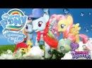 Мой маленький пони Шарнирная Рэйнбоу Дэш обзор игрушки My Little Pony Explore Equestria