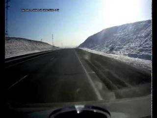 Авария на Прокопьевской трассе!