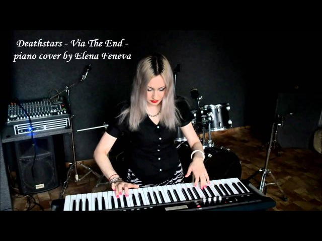 Deathstars - Via The End - piano cover