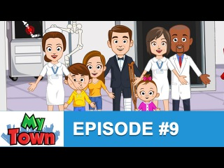 My Town ep.9 - New Baby Brother