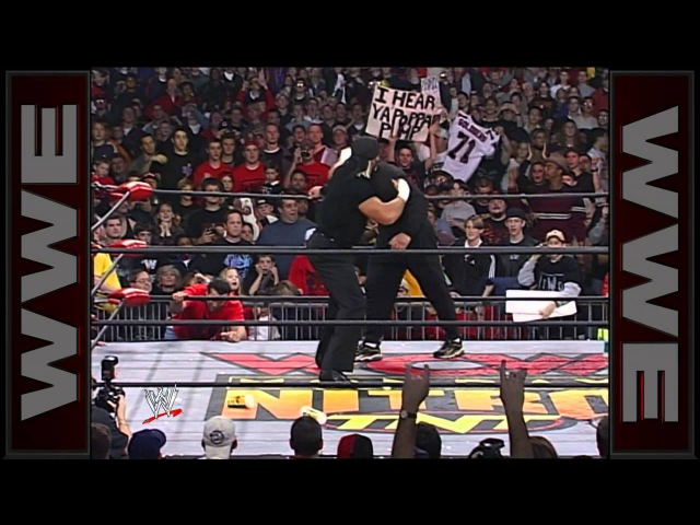 Kevin Nash vs. Hulk Hogan - WCW World Championship Match: Nitro, Jan. 4, 1999