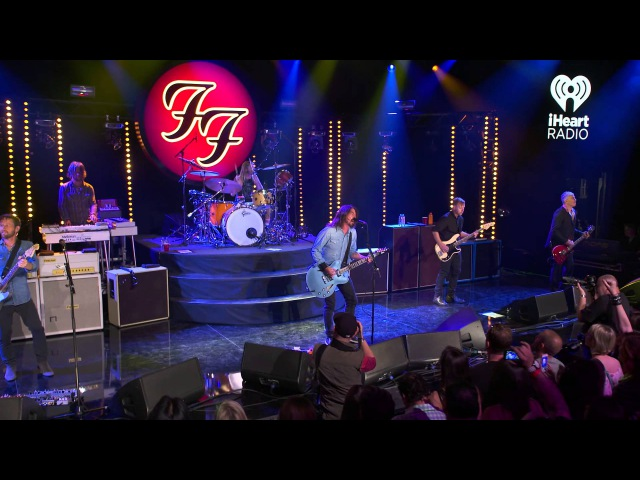 Foo Fighters Congregation Live on the Honda Stage at the iHeartRadio Theater LA