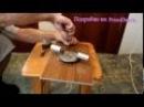 Видео 2 : Самый простой магнитный двигатель. Мысли в слуг (пусть служат). вечный двигатель.