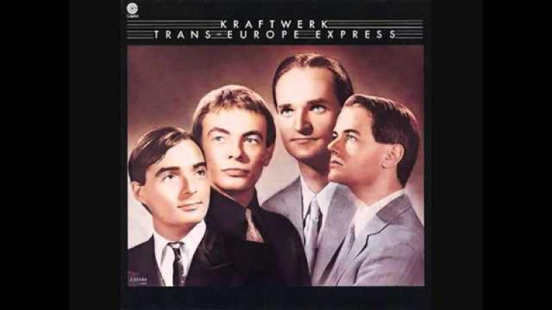 Kraftwerk The Hall of Mirrors