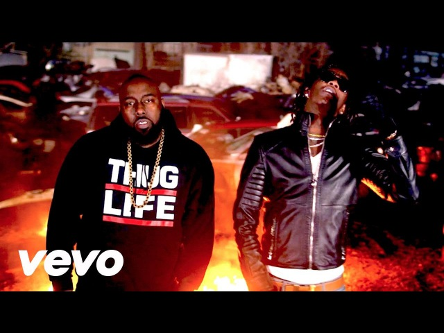 Trae Tha Truth Young Thug - Slugs (Official Music Video 23.03.2016)