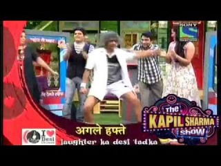 Farah Khan & Sania Mirza On The Kapil Sharma Show–Episode-13 ( Saturday 9 pm )