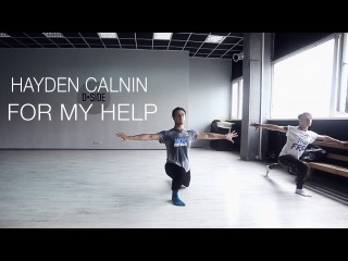 Hayden Calnin - For My Help | Contemporary choreography by Dima Maslennikov | D.side dance studio