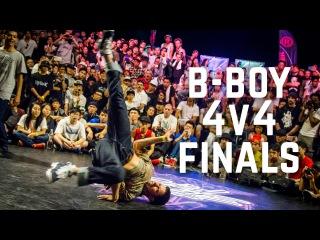 Unlucky vs Dead Stock | Finals | B-Boy 4v4 | RF Jam 2016