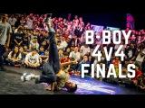 Unlucky vs Dead Stock Finals B-Boy 4v4 RF Jam 2016 RPProductions