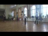 Танцоры Свинг (Взрослые и дети)