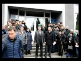 Мітинг представників громадськості м. Баранівки 28.02.2014 р.