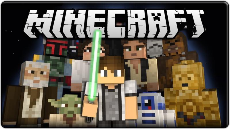 Световые мечи в Minecraft без модов Мечи Ситхов и Джедаев