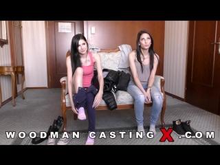 Blendova Sisters - Casting Hard (Porno Sex Порно Секс XXX анал anal private сперма сиськи boobs)
