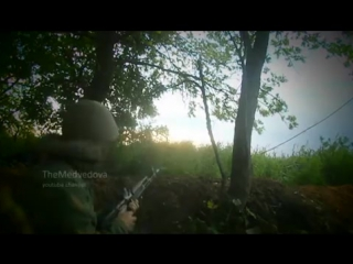 Клип про АТО под песню Звуки войны