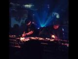 DJ Krush & DJ Duct Live @ 京都METRO, Japan 06.12.2013