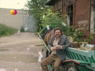 Цыганочка с выходом 1 серия из 8 (2008)