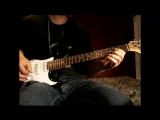 Nickelback - Never Gonna Be Alone (clean guitar, with backing track)