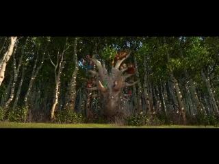 Хороший динозавр (2015) _ Русский Трейлер (субтитры) [720p]