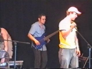 Федерико и Скотобаза - Live in ODRY 2006