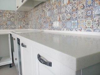 Столешница из искусственного камня цена тюмень кухонный стол из камня Индустрия