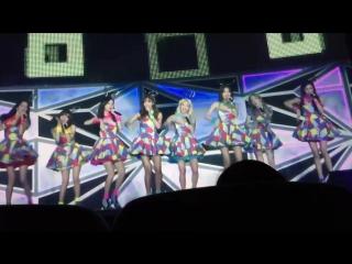 [2016.08.14] SNSD - Love girls | SMTOWN Live Tour V in Tokyo (fancam)