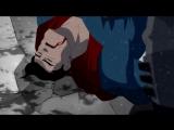 Бэтмен против Супермена - Бой