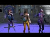 Анимация танца в Overwatch, которого нет в игре.