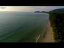 Видео с коптера. Архипелаг Ко Ранг, остров Ко Чанг. Koh Rang. Koh Chang Asia - Ко Чанг Азия Ваш Тропический Рай