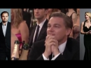 Кейт Уинслет признание в любви к Леонардо Ди Каприо на вручении золотого глобуса 2009