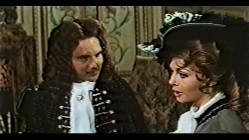 Анжелика и король Франция 1966 фильм 3 й из серии про Анжелику советская прокатная копия