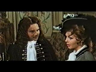 Анжелика и король (Франция, 1966) фильм 3-й из серии про Анжелику, советская прокатная копия