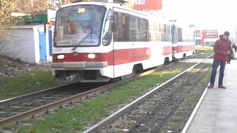 Татра Т6 и 71-405, завод Тарасова, Самара