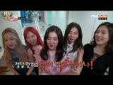 160329 Red Velvet @ Show Champion Backstage [рус.саб]