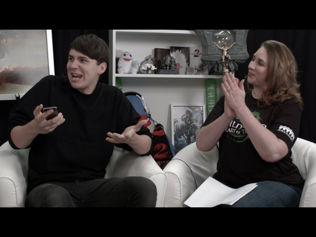 "Dan ""danisnotonfire"" Howell's Guild Wars 2 7 Second Challenge!"